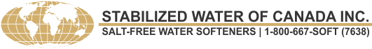 Stabilized Water of Canada